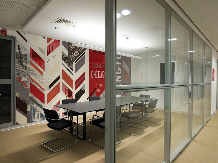 1044 best Office Wall Graphics images on Pinterest Office wall