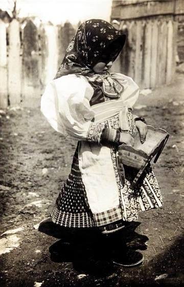 Děvče z Važce [English; Girl of dragonfly] Date: 1928. Maker/Artist: Karel Plicka. ..........About the photographer; Girl and Dragonfly (1928) ~ Karel Plicka (1894 – 1987) was a Czechoslovak photographer, film director, cinematographer, and folklorist.