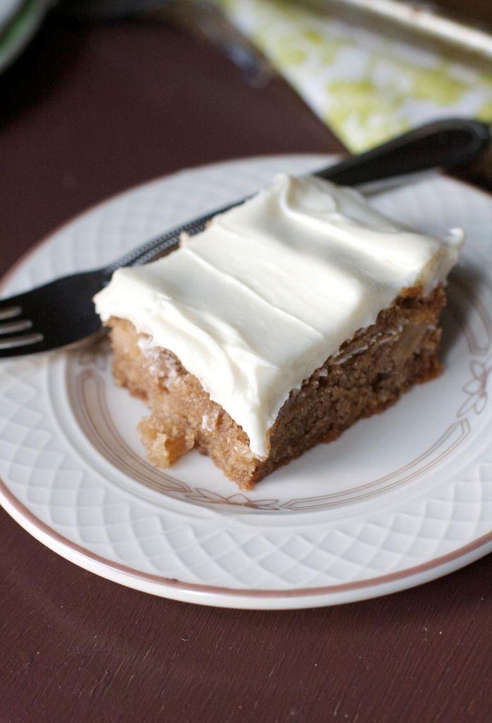 Apple Cake Recipe Easy Cream Cheeses