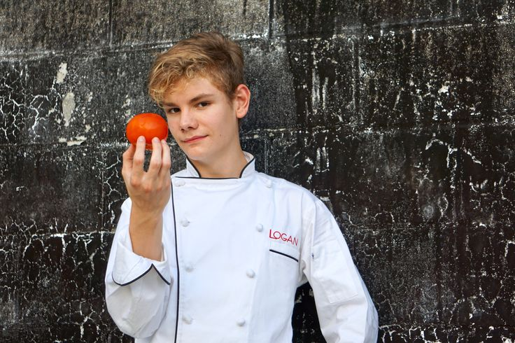 ON MAKING A DIFFERENCE: INTERVIEW WITH TEEN CHEF LOGAN GULEFF