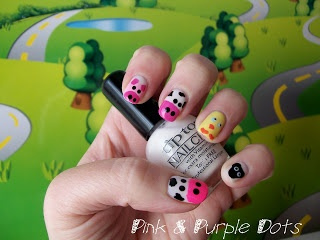 Farm Animal Nails