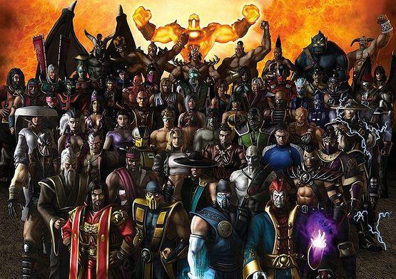 List of Mortal Kombat characters - Wikipedia, the free encyclopedia