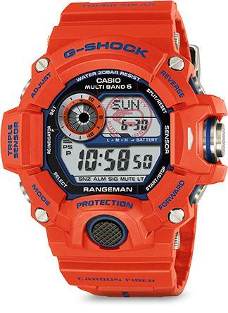 RANGEMAN GW-9400FBJ-4JR G-SHOCK - CASIO