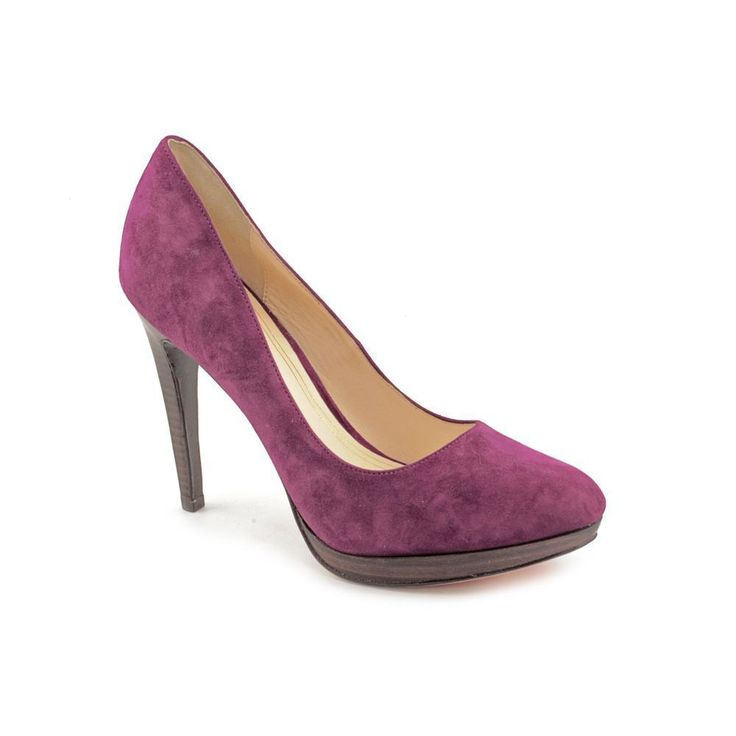 Cole Haan Women's 'Chelsea High.Pump' Regular Suede Dress Shoes