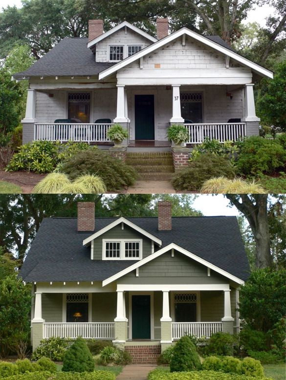 Find This Pin And More On Houses: Before And After {inspiration} By  Rockandnest.