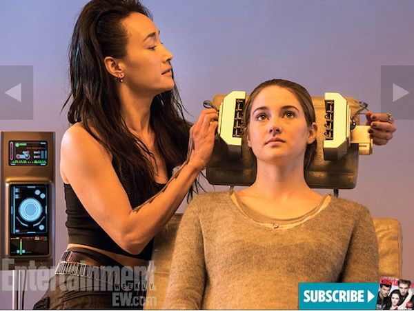 divergent movie | Latest Divergent Movie Photos Show Tony Goldwyn, Maggie Q And Others ...