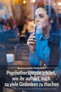 Psychotherapeutin erklärt, wie ihr aufhört, euch zu viele Gedanken zu machen  – psycho