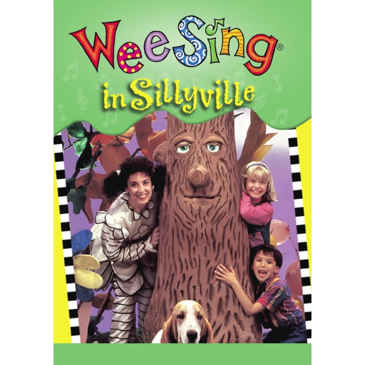 Barney And The Backyard Gang A Day At The Beach: 12 Best Wee Sing VHS Images On Pinterest