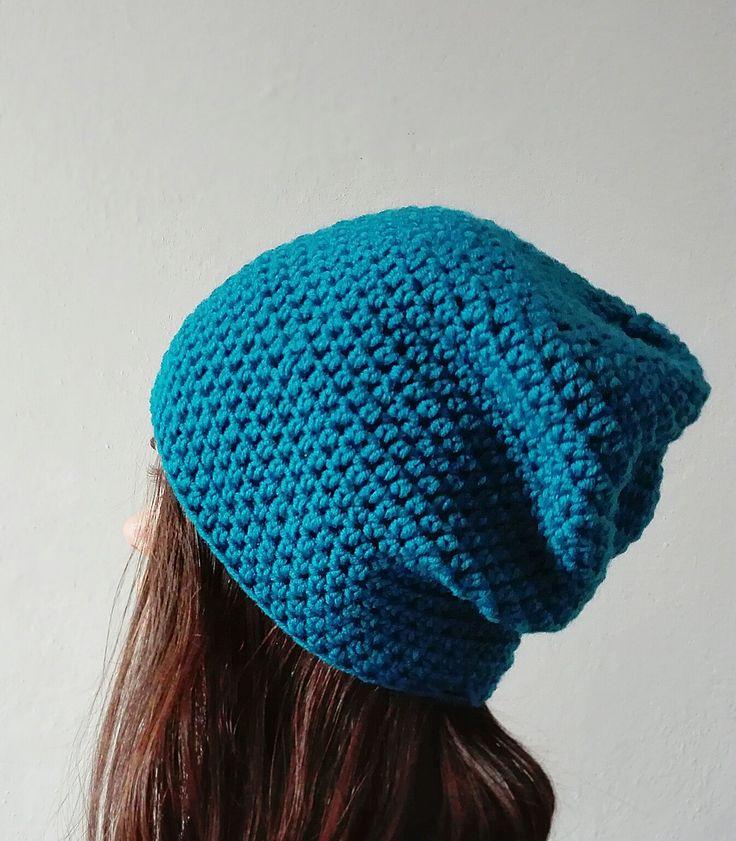 Wełniana czapka typu Beanie 😉 www.instagram.com/weallwantlooove