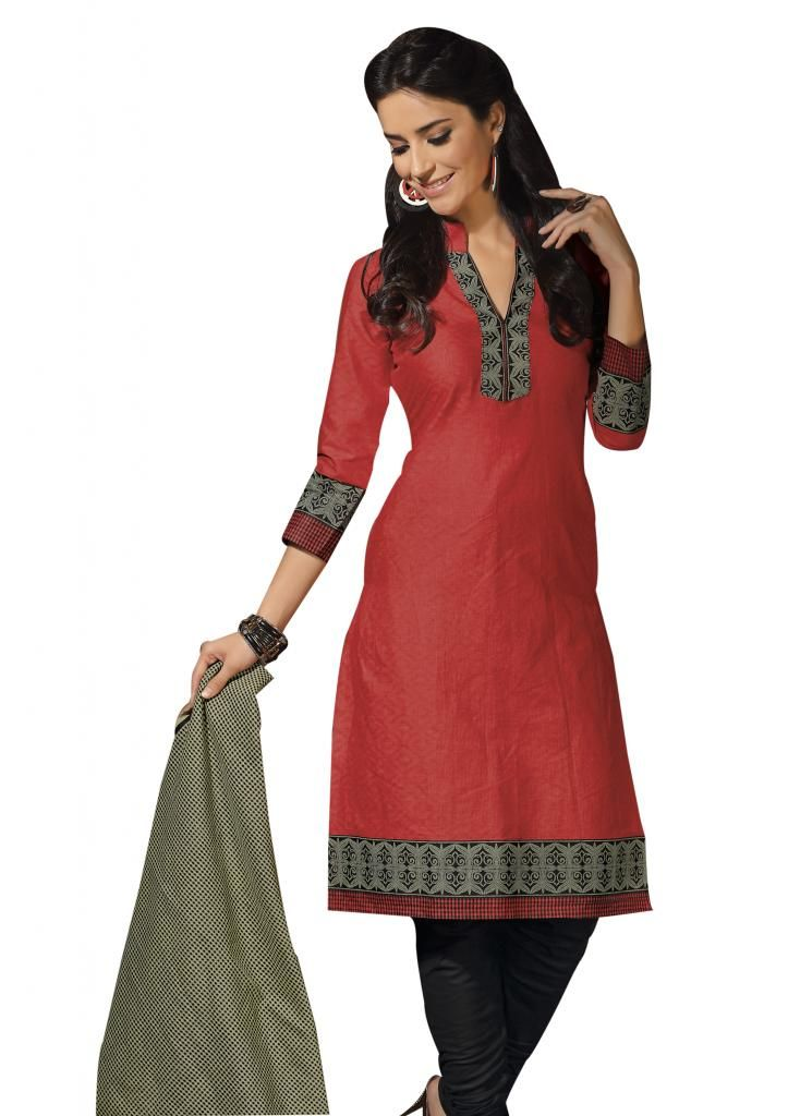 #Cotton-Rout !  Pure Cotton Dress Materials ONLY for 1,099/-.  Buy Here: http://www.ethnicqueen.com/eq/dress-materials/