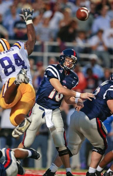 Mississippi's Eli Manning