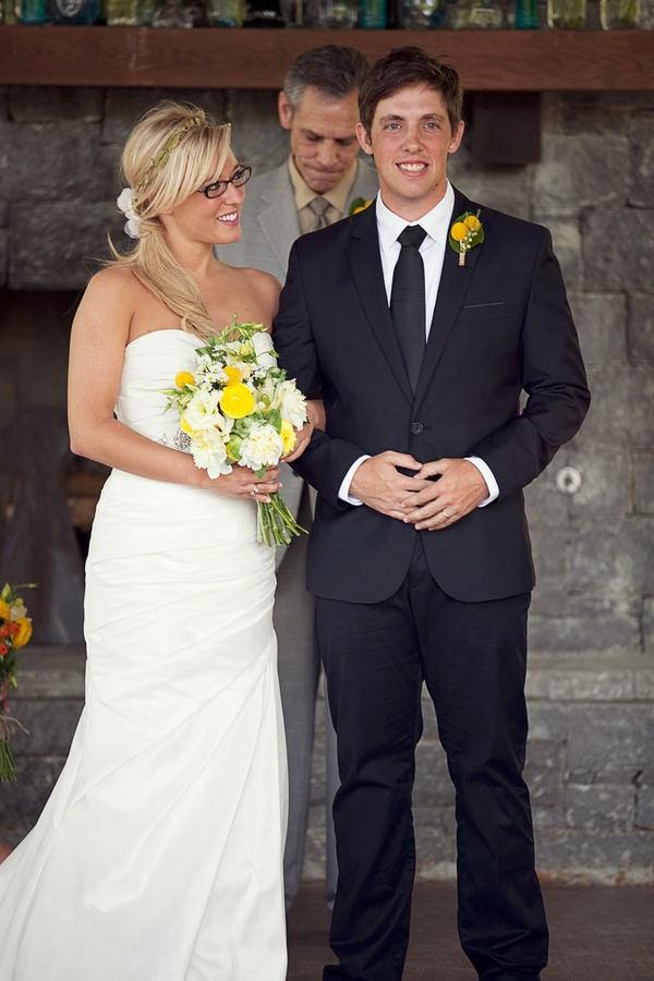 Noiva de oculos