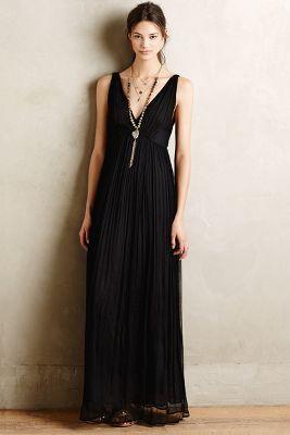 Mes Demoiselles Octavia Maxi Dress #AnthroFave