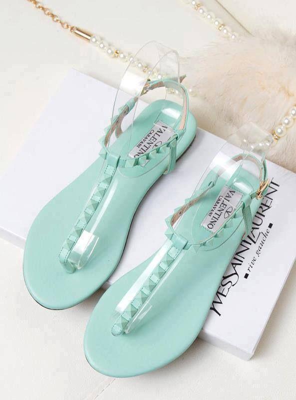 74cb84e8e4659f Love the mint green Sandals