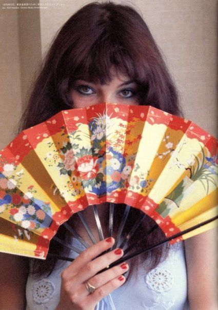 """Kate Bush - """"She wanted to test her husband, she knew exactly what to do"""""""