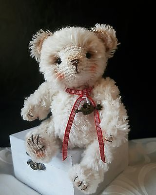 Handmade miniature teddy bear OOAK
