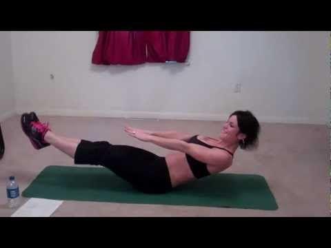 Bombshell Body: Part 3 of 3.  Bombshell Abs: Melissa Bender Fitness