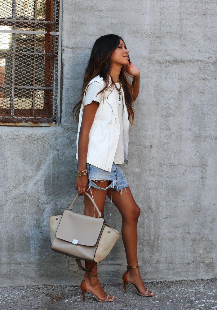 Stylish Jean Shorts