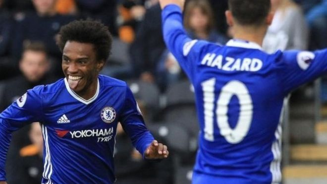 Out of the water: Chelsea signs record-breaking £900m Nike kit deal – 1hrSPORT