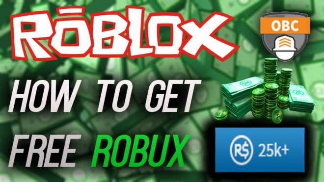 Roblox Robux Generator Free Robux No Human Verification In 2020