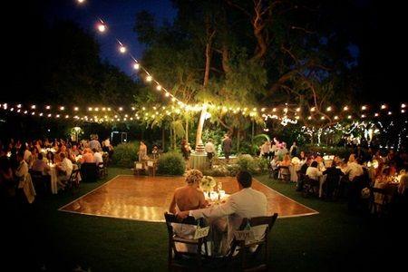 A Romantic California Wedding With Rustic Diy Details