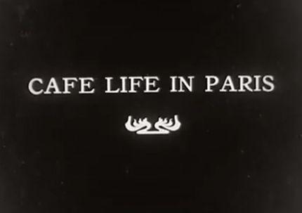 Cafe Life in Paris