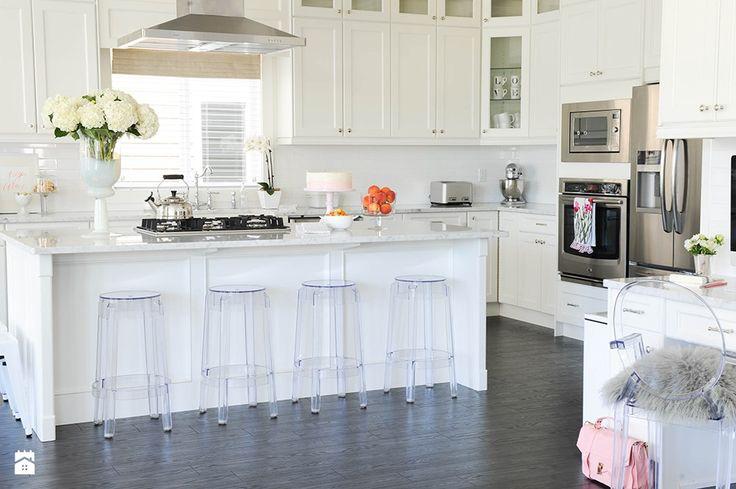 Kuchnia styl Glamour - zdjęcie od Casa Bianca - Kuchnia - Styl Glamour - Casa Bianca