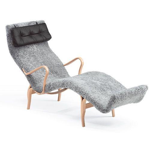 Bruno Mathsson chaise.