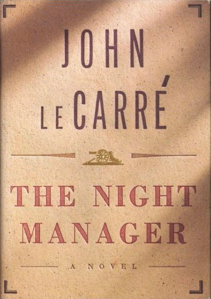 (August 2015) 16. A book you learned about because of this challenge: The Night Manager by John le Carré.