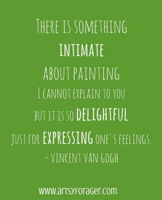 Van Gogh quote #artsywords #quotes http://artsyforager.com