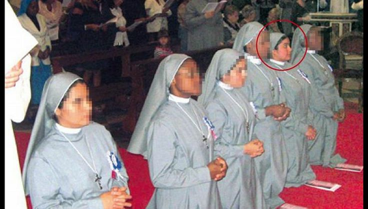 Roxana Rodríguez, la monja que se convirtió en madre de un niño #Trome