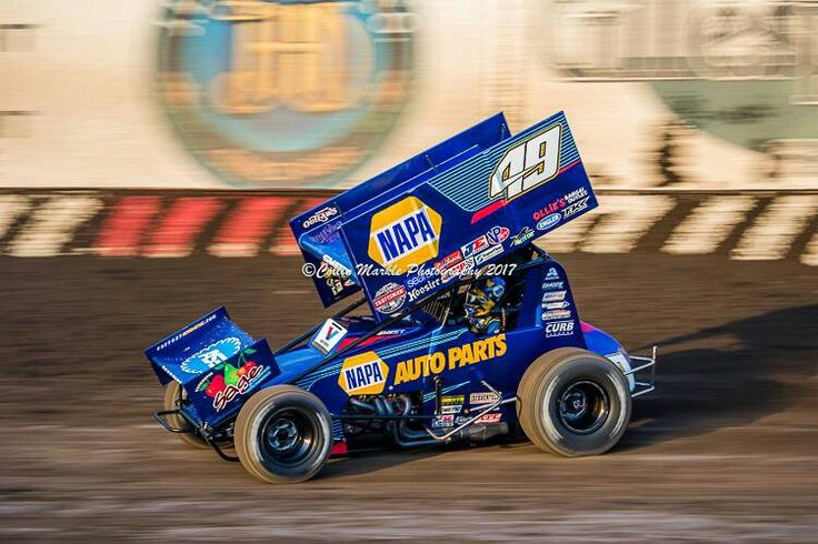 Pin by Durr Gruver on Brad Sweet Sprint car racing