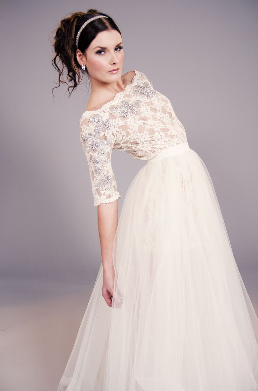Tunic Wedding Dress – Page 4 – fashion dresses