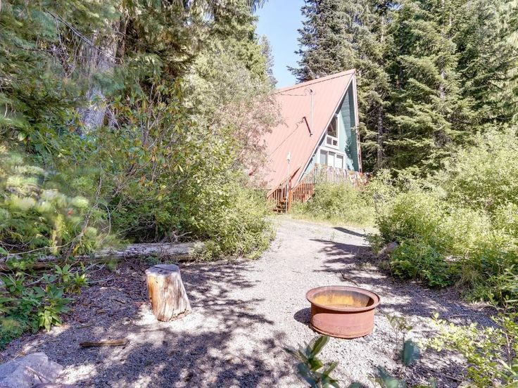 Pet-friendly cabin with room for eight, close... - VRBO