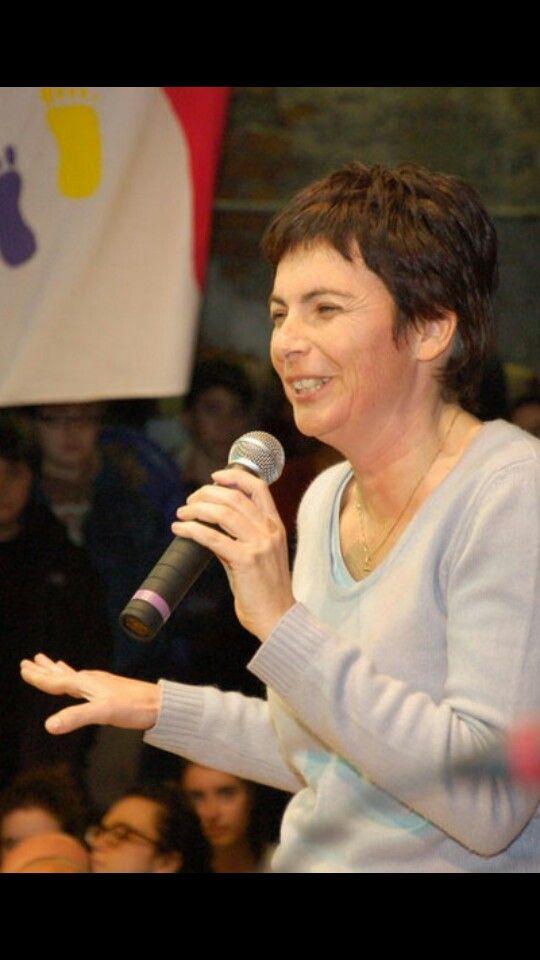 Chiara Amirante fondatrice di Nuovi Orizzonti