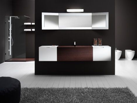 Catlamb Home Design – Are you looking for some beautiful modern wood bathroom cabinets? If yes then you probably have to choose whether to have it sink-mountable, stand alone, or wall cabinet. The options are so wide varies when it comes about modern wood bathroom cabinets. And the best thing is that people can always choose one that specifically suit their needs and taste.