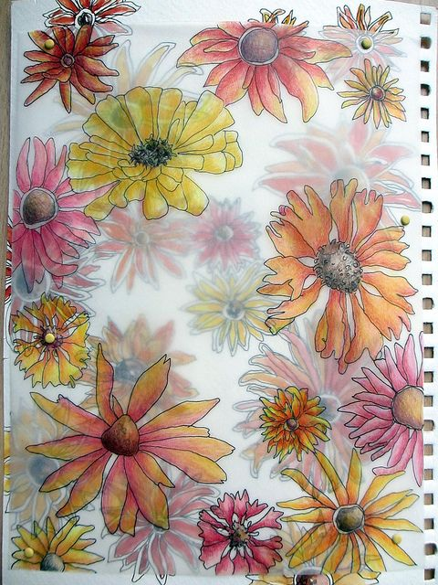 from sketchbook JaneLaFazio.com