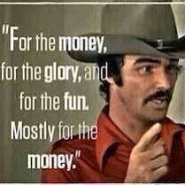 Burt will forever be cool!!