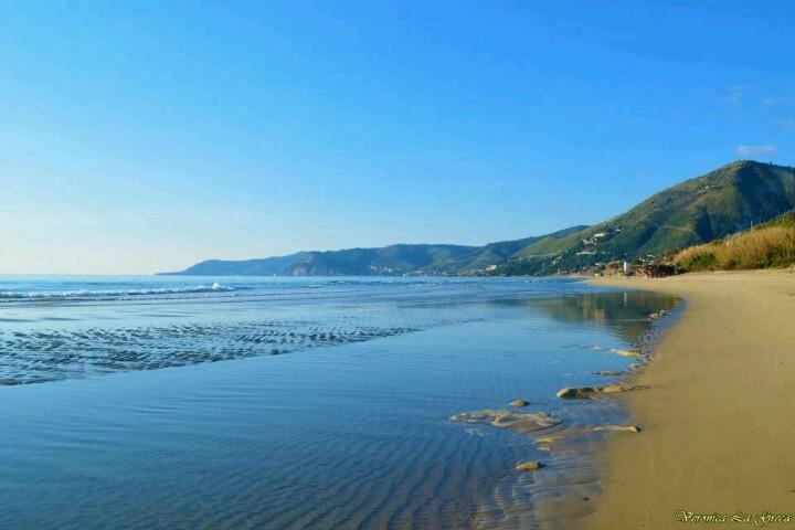 Spiaggia di #Acciaroli - Comune di Pollica nel Cilento