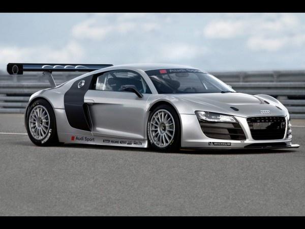 Audi LMS R-8 race spec