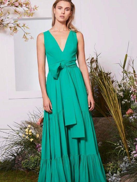 18859d52e0a Alexis Clothing  Marni Dress Green  Dresses
