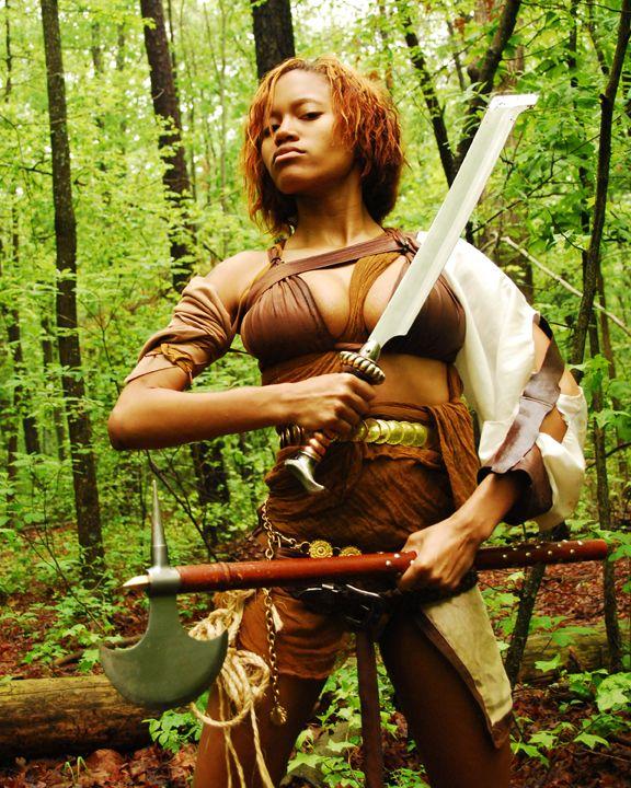 Great Female Warriors | Ten Great Black Women Warriors. - Blog