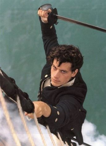 PLEASE LIKE THIS PAGE https://www.facebook.com/cloeclo12 Ioan Grufudd as Horatio Hornblower: Absorbing mini-series so good that we watched episodes back-to-back.