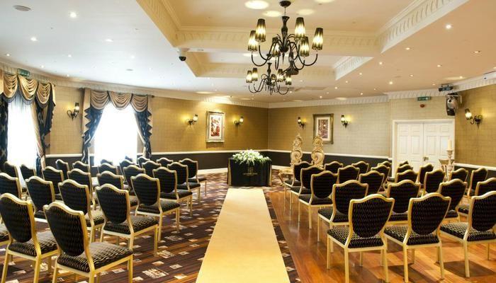 BEST WESTERN Llyndir Hall Hotel & Spa, Llyndir Lane, Rossett, Chester, Wales.