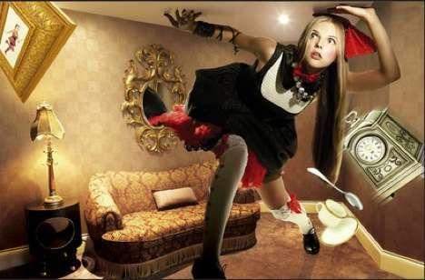 .Fairytale Fashion, Alice In Wonderland, Fashion Editorial, Kids Fairyte Photography, Fairyte Fashion, Disney Inspiration Fashion, Aliceinwonderland, Fashion Shoots, Fairies Tales