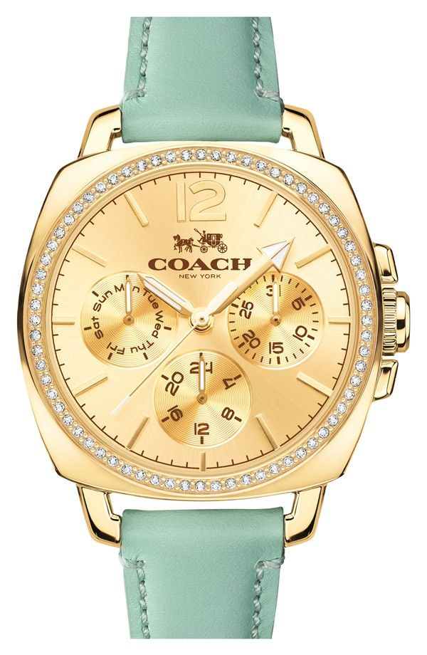 Coach watch on sale for mother's day