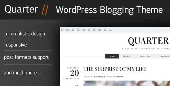 Free Download WordPress Theme.