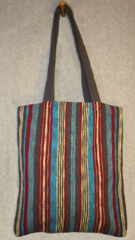 Tote Bag - RAW FEEL BRUSH STRIPES by VIDA VIDA cHl7Z6l4