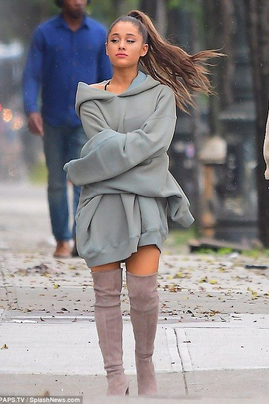 Ariana Grande Style New York City September 17, 2018