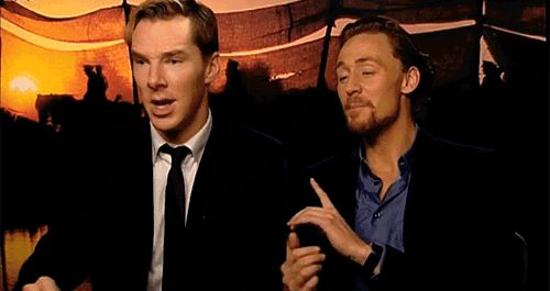 """""""These two are such an adorable duo, haha.  Between the two of them, I'm sure they could achieve world domination through sheer politeness.  Ben: """"Um, excuse me.  Would it be alright if we just stepped in here and overthrew your government?  You look like you could use a hand.""""  Tom: """"Sorry for troubling you."""" :P"""" lol"""